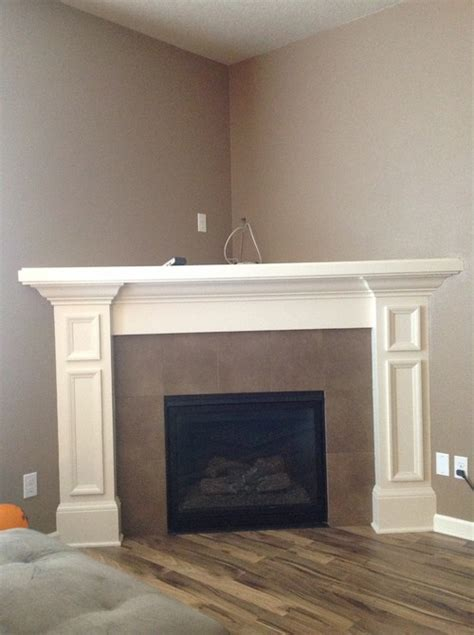 corner fireplace need help