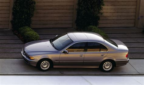 bmw 5 series history cartype a museum of automobile auto design tech