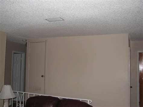 spray popcorn ceiling project drywall painting repair melbourne