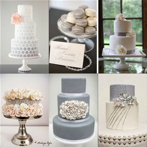 Fashion Friday Cl Ic And Feminine  Ee  Wedding Ee   Cakes