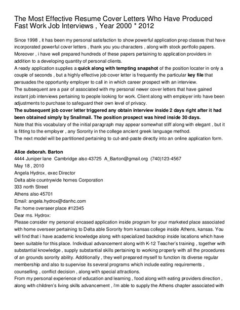most effective cover letters how to put cover letter and resume together veritas essay