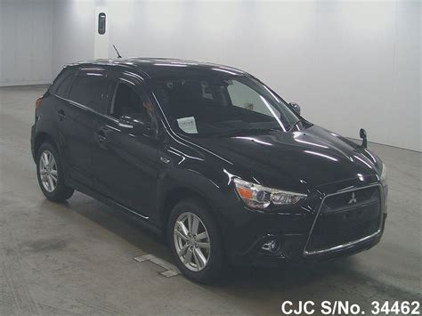 mitsubishi rvr 2010 2010 mitsubishi rvr black for sale stock no 34462