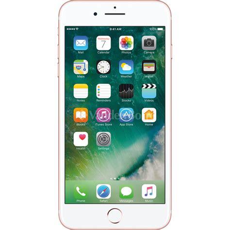 Iphone 7 Reconditionné Vandenborre by Apple Iphone 7 Plus 128gb Gold Chez Vanden Borre Comparez Et Achetez Facilement