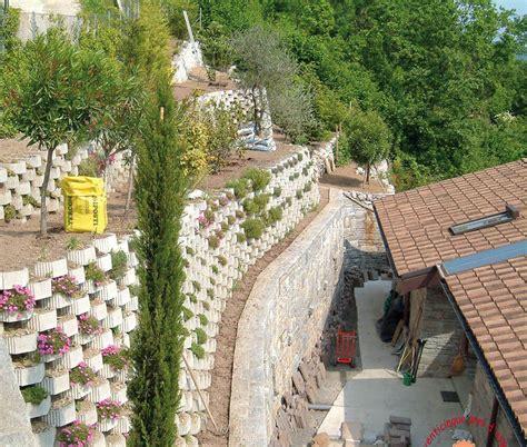 muro contenimento giardino muri a secco muro giardino umberto della franca srl