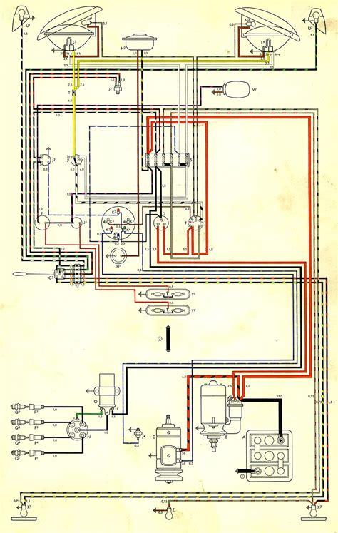 bus wiring diagram usa thegoldenbugcom