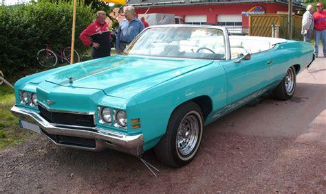 1972 chevrolet impala convertible file chevrolet impala convertible 1972 jpg wikimedia commons
