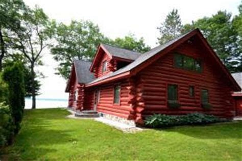 C Cabin And Home Lewiston by Log Cabin On West Lake Lewiston Mi Totally Cottage