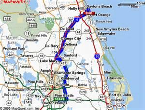 map of florida daytona daytona daytona real estate condos daytona