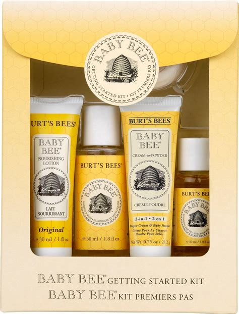Bees Set by Burt S Bees Repair Gift Set 3