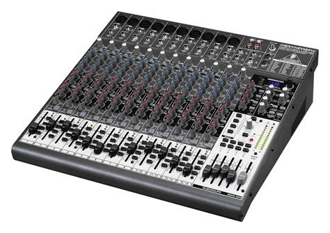 Mixer Behringer Xenyx 2442fx behringer xenyx 2442fx mixer with effects zzounds