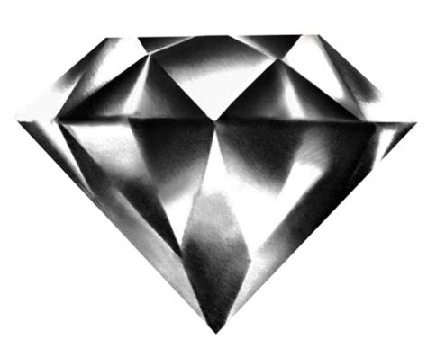 black diamond tattoo black and white www pixshark images