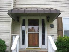 metal awnings for front doors metal awnings for front doors my