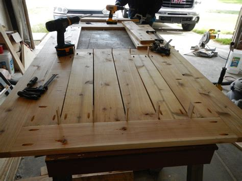 Bryan's Site   DIY Cedar Patio Table Plans