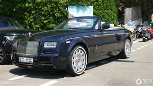 Roll Royce Phantom Coupe Rolls Royce Phantom Drophead Coup 233 Series Ii 14 July