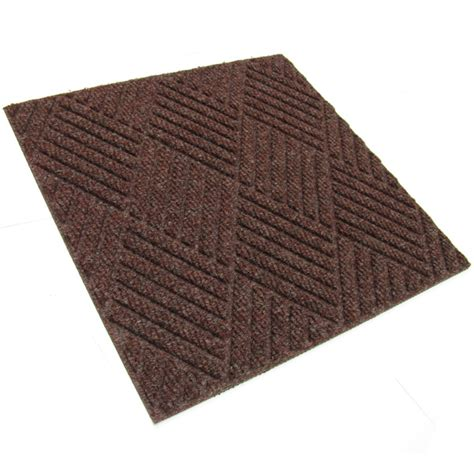 waterhog premier floor tiles are recessed waterhog floor