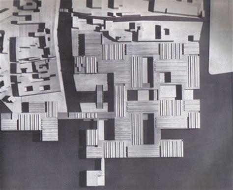 Online Building Plan el proyecto para el hospital de venecia de le corbusier