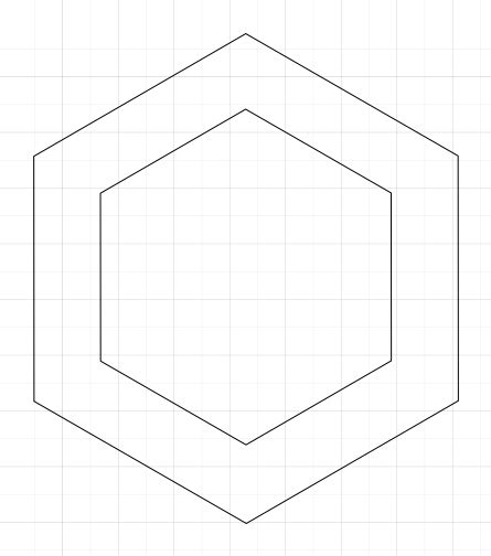 Sketchytech The Inspiration Of Hexagons For Drawing In 3d - sketchytech december 2014