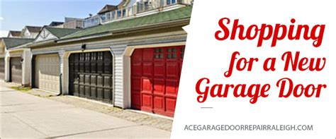 Shopping For A Garage Door Ace Garage Door Repair Raleigh Anozira Garage Doors