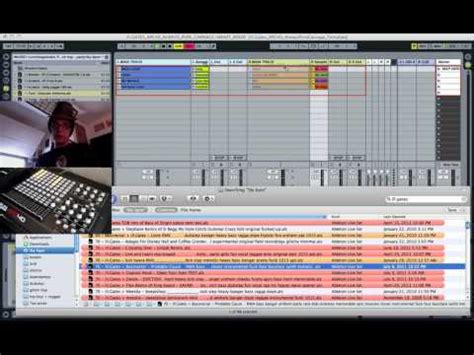 ableton apc40 dj template ill gates apc40 dj template tutorial