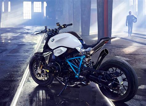 bmw bike concept bmw concept roadster displays boldness of design with