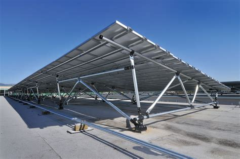flat roof mounting systems solarpro magazine