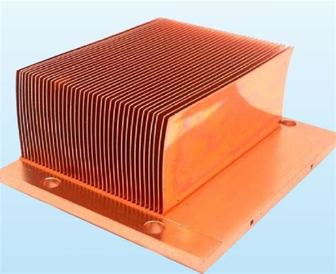 custom copper heat sink custom copper heat sinks manufacturers and suppliers china