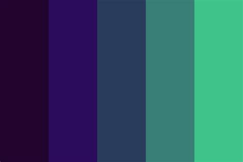 fluorescent colors fluorescent adolescent color palette