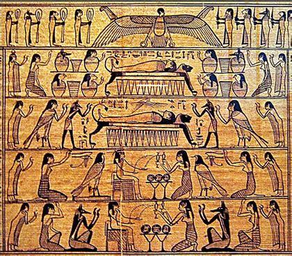 el papiro egipcio el primer libro de la historia el libro de los muertos biografia egipto antiguo