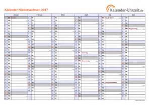Kalender 2018 Niedersachsen Zum Ausdrucken Feiertage 2017 Niedersachsen Kalender