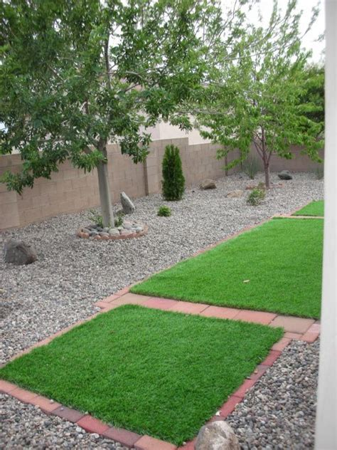 Xeriscaped Backyard Design by Triyae Xeriscaped Backyard Design Various Design Inspiration For Backyard