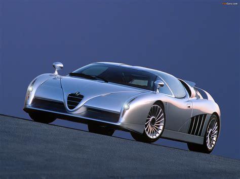 Alfa Romeo Scighera by Alfa Romeo Scighera 1997 Wallpapers 1600x1200
