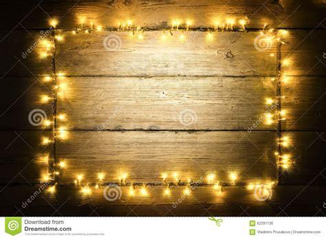 light wood picture frames garland lights wood frame lighting wooden planks sign