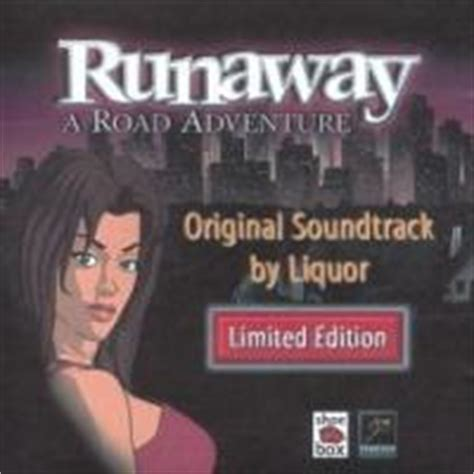 Kaset Ost From Motion Picture Runaway runaway a road adventure soundtrack from runaway a road