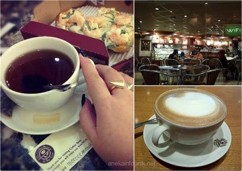 Coffee Bean Surabaya tempat ngopi dan nongkrong asik di surabaya aneka info unik