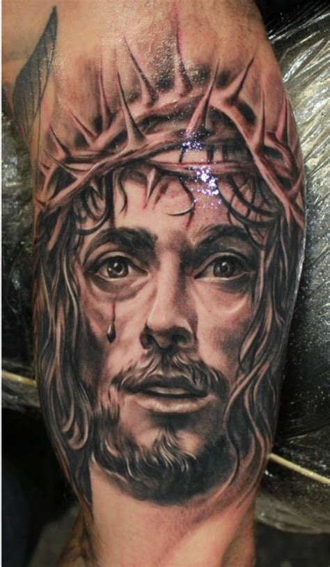 jesus face tattoos shanninscrapandcrap jesus tattoos
