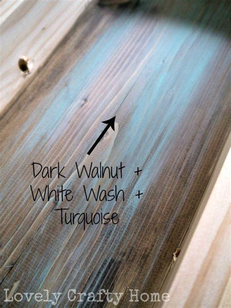 white wash wood love this effect diy creating an aged wood look by
