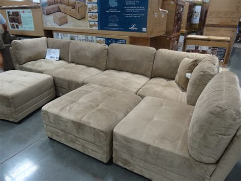 Costco Sofa Sectional Canby Modular Sectional Sofa Set