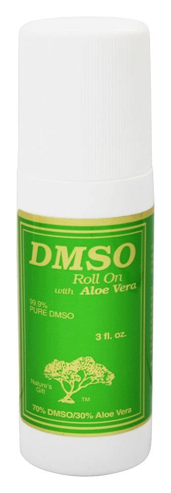 Dmso Detox by Buy Nature S Gift Dmso Roll On Aloe Vera 3 Oz At