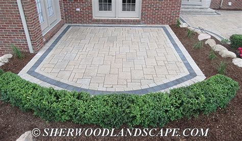 How To Install Unilock Pavers Installing Unilock Brick Pavers In Oakland Township Michigan