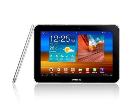 Hp Samsung Tab 8 9 samsung galaxy tab 8 9 ilovetablette