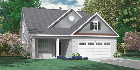 Small House Plans Southern Living houseplans biz narrow lot house plans page 12