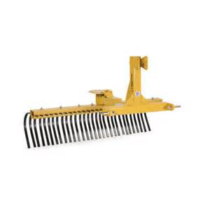 Landscape Rake Tractor Supply Countyline Landscape Rake 5 Ft W At Tractor Supply Co