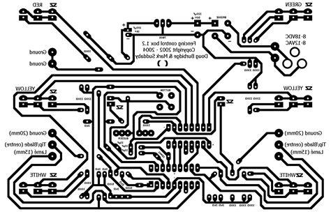 diagram of a circuit board how to read circuit diagrams 4 steps readingrat net