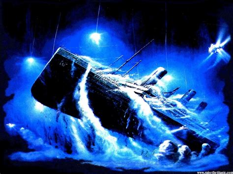 Ballard Design Locations the wreckage ultimate titanic