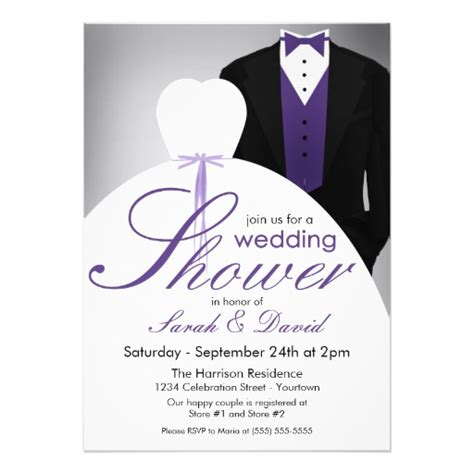 invitation wording for couples wedding shower couples wedding shower invitations zazzle