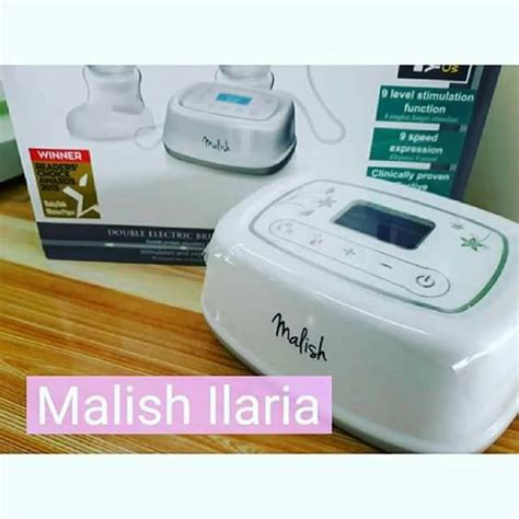 Malish Ilaria pumponthego malish ilaria electric breast