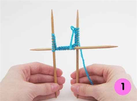 dpn knitting how to knitting with pointed needles mochimochi land