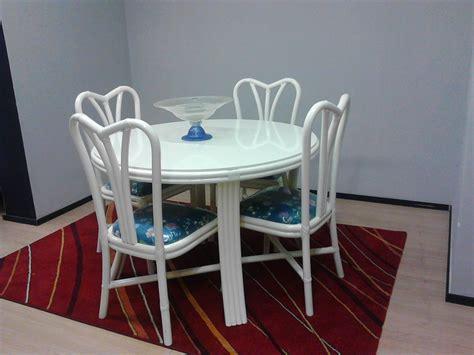 tavoli e sedie rattan offerte tavolo rattan coloniale tavoli e tavolini complementi
