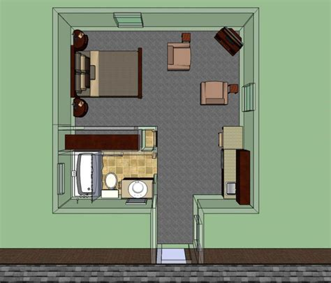 small in law suite house plans with mother in law suite house plans home