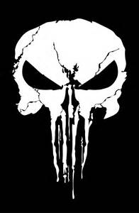 Punisher Template by Punisher Logo Vectors Free